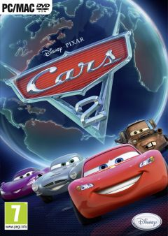 Jaquette de Cars 2 Mac