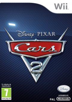 Jaquette de Cars 2 Wii