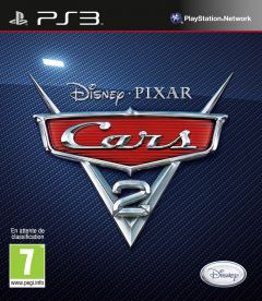 Jaquette de Cars 2 PlayStation 3