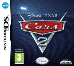 Jaquette de Cars 2 DS