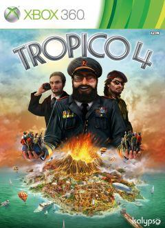 Jaquette de Tropico 4 Xbox 360