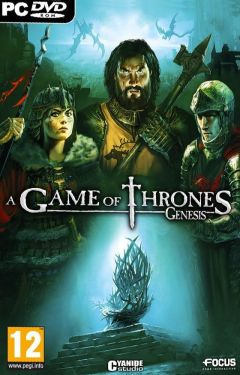 Jaquette de A Game of Thrones - Genesis PC