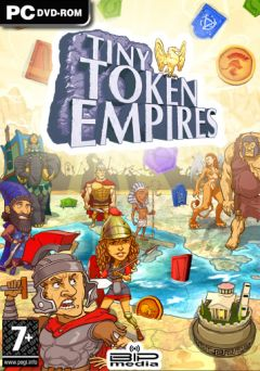 Jaquette de Tiny Token Empires PC