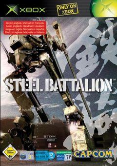 Jaquette de Steel Battalion Xbox