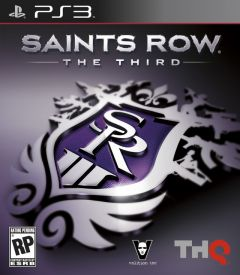 Jaquette de Saints Row : The Third PlayStation 3