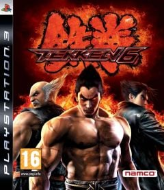 Jaquette de Tekken 6 PlayStation 3