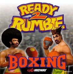 Jaquette de Ready 2 Rumble Boxing Dreamcast
