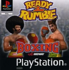 Jaquette de Ready 2 Rumble Boxing PlayStation