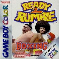 Jaquette de Ready 2 Rumble Boxing Game Boy Color