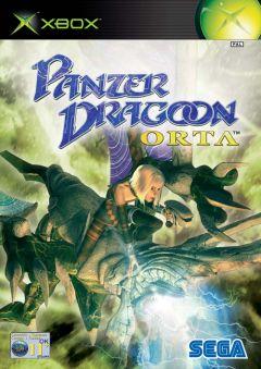 Jaquette de Panzer Dragoon Orta Xbox