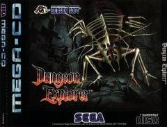 Jaquette de Dungeon Explorer MegaCD