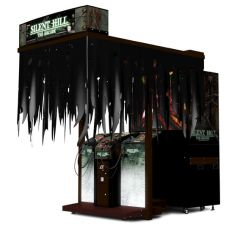 Jaquette de Silent Hill : The Arcade Arcade
