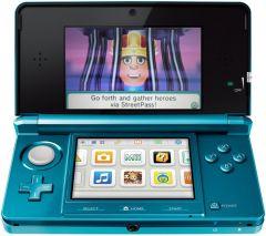 Jaquette de Mii en Péril Nintendo 3DS