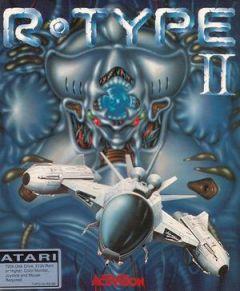 Jaquette de R-Type 2 Atari ST