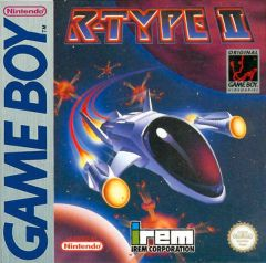 Jaquette de R-Type 2 Game Boy