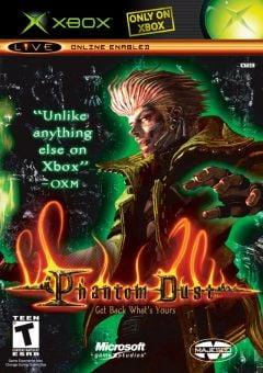 Jaquette de Phantom Dust Xbox