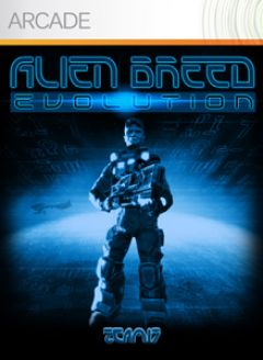 Jaquette de Alien Breed : Evolution Xbox 360