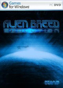 Jaquette de Alien Breed : Evolution PC