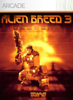 Jaquette de Alien Breed 3 : Descent Xbox 360