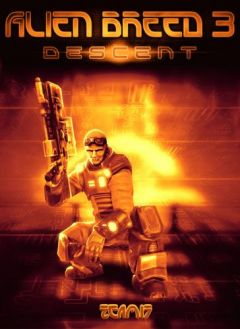 Jaquette de Alien Breed 3 : Descent PC