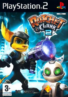 Jaquette de Ratchet & Clank 2 : Locked & Loaded PlayStation 2