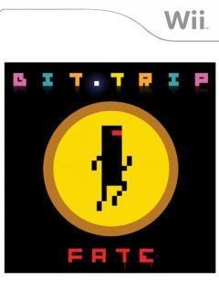 Jaquette de Bit.Trip Fate Wii