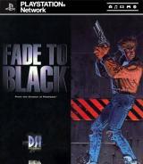 Jaquette de Fade to Black PlayStation 3