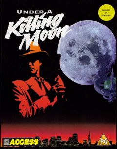 Jaquette de Under a Killing Moon PC