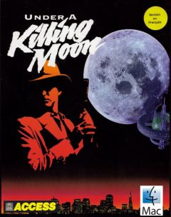 Jaquette de Under a Killing Moon Mac