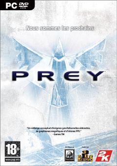 Jaquette de Prey (Original) PC