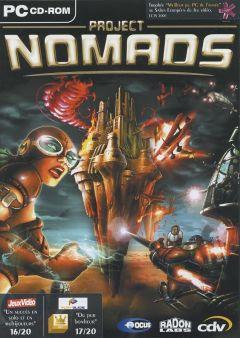 Jaquette de Project Nomads PC