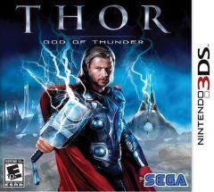 Jaquette de Thor : Dieu du Tonnerre Nintendo 3DS