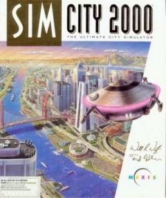 Jaquette de SimCity 2000 Mac