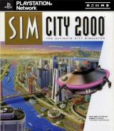 Jaquette de SimCity 2000 PlayStation 3