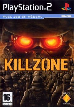 Jaquette de Killzone PlayStation 2
