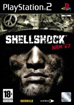 Jaquette de Shellshock : Nam' 67 PlayStation 2