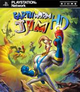 Jaquette de Earthworm Jim HD PlayStation 3