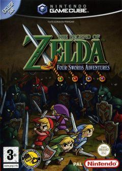 The Legend of Zelda : Four Swords Adventures (GameCube)