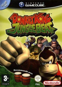 Jaquette de Donkey Kong Jungle Beat GameCube