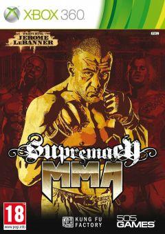 Jaquette de Supremacy MMA Xbox 360