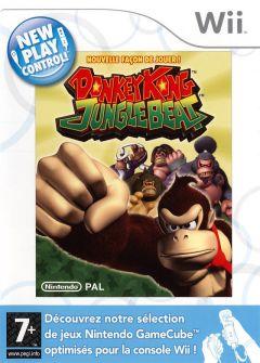 Jaquette de Donkey Kong Jungle Beat Wii