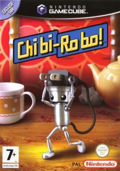 Jaquette de Chibi-Robo ! GameCube