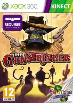 Jaquette de The Gunstringer Xbox 360