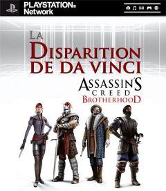 Jaquette de Assassin's Creed Brotherhood : La disparition de Da Vinci PlayStation 3