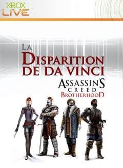 Jaquette de Assassin's Creed Brotherhood : La disparition de Da Vinci Xbox 360