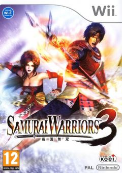 Jaquette de Samurai Warriors 3 Wii