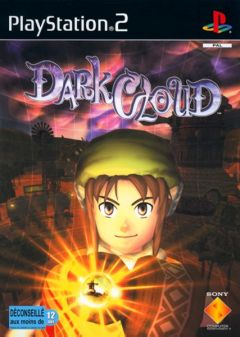 Jaquette de Dark Cloud PlayStation 2