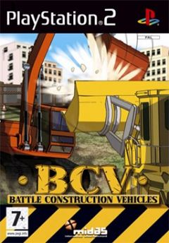 Jaquette de B.C.V. : Battle Construction Vehicles PlayStation 2