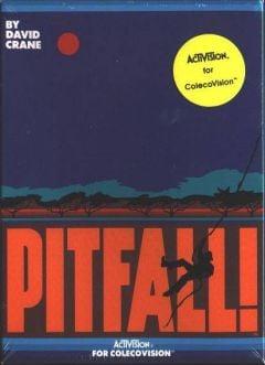 Jaquette de Pitfall ! ColecoVision