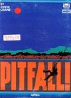 Jaquette de Pitfall ! MSX